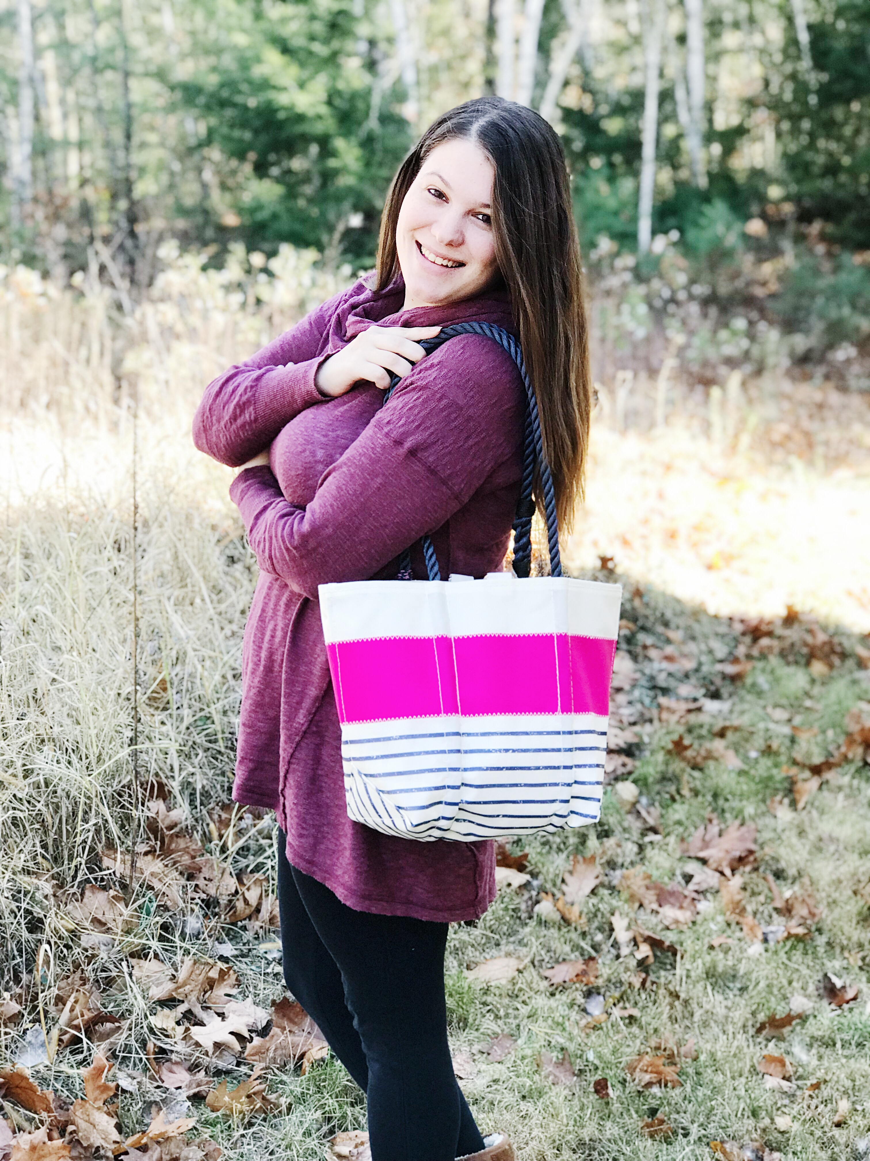 Sea Bags Nautical For A Cure Campaign
