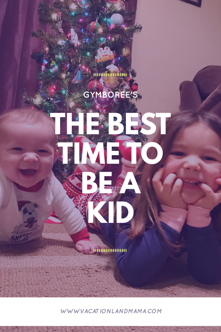 Gymboree The best time to be a kid