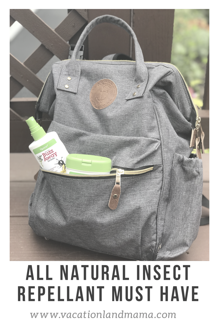Buzz Away Insect Repellant